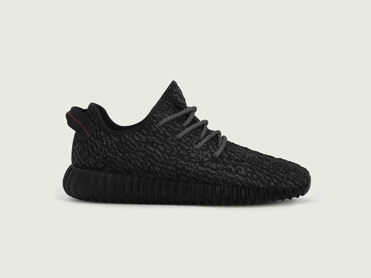 Foto de Yeezi Boost 350 Black (2/5)