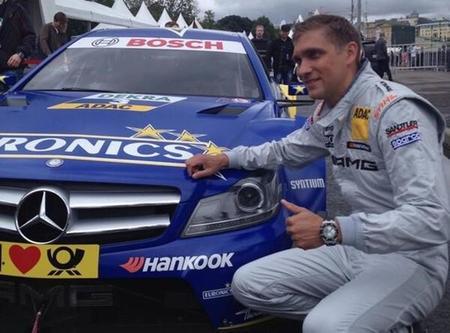 Vitaly Petrov insinúa que estará en pista esta temporada