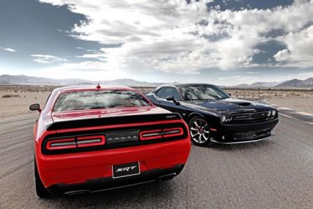 Dodge Challenger Srt Hellcat2