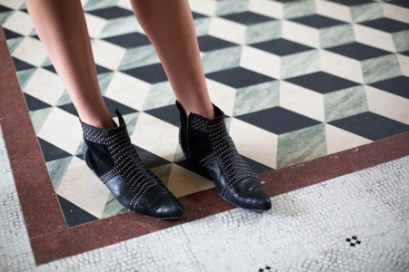 zapatos  botines anine bing