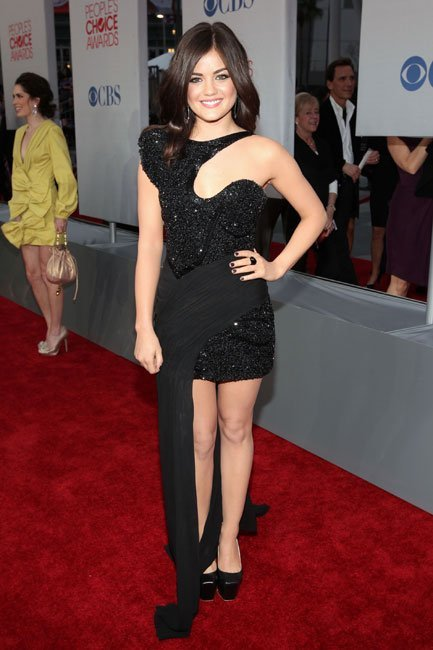 Lucy Hale People