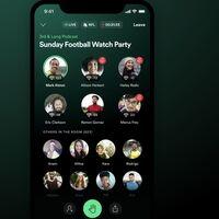 Spotify Greenroom es su alternativa a Clubhouse para alojar salas de audio en directo que generan podcasts automáticamente