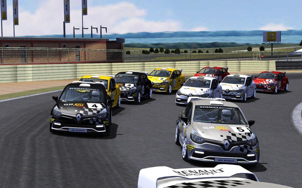 Foto de Renault Clio Cup On Line (16/24)