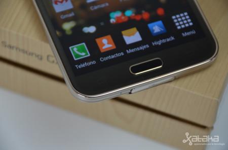 Galaxy S5 prueba en Xataka