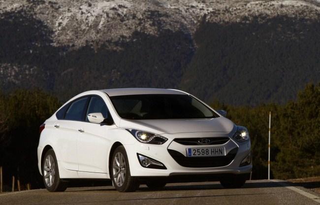 Hyundai i40 Portada
