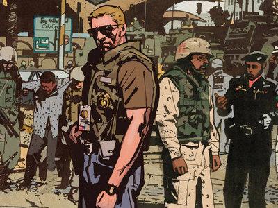 Desde la frontera: cinco cómics actuales que nos ayudan a comprender qué pasa en Oriente Medio