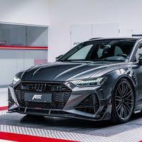 El Audi RS6 más bestia se llama RS6-R: ABT lleva al familiar deportivo hasta los 750 CV