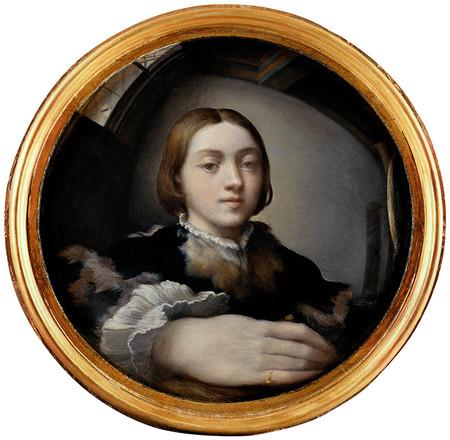 Specchio Parmigianino