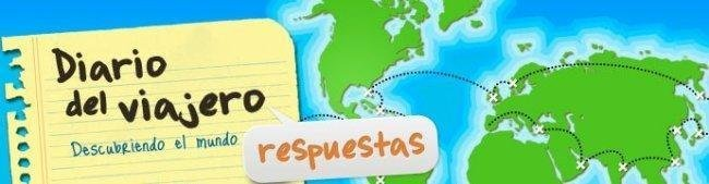 diario del viajero respuestas