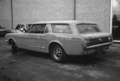 Ford Mustang Estate Wagon