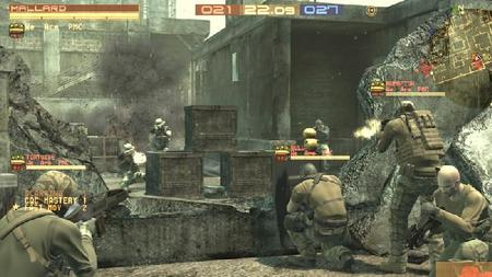 Grupo de hackers trae de vuelta a Metal Gear Online