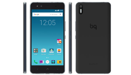 El bq Aquaris X5 Cyanogen ya es oficial: éstas son sus características