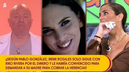 Kiko Rivera Irene Rosales Salvame