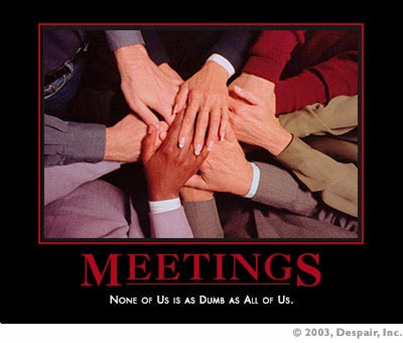 Reuniones efectivas