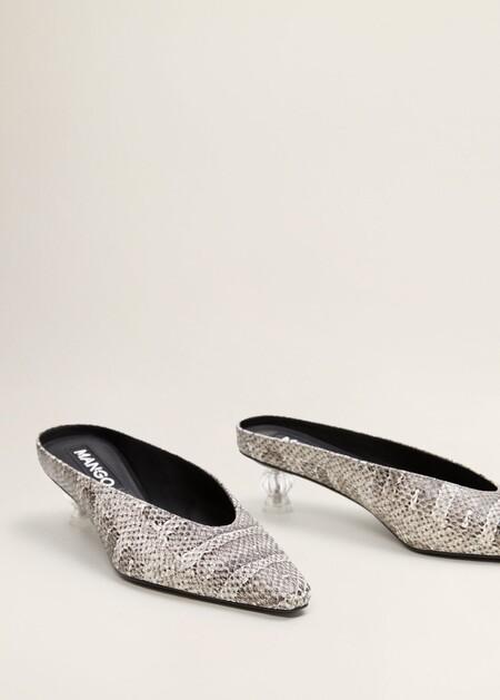 Mango Outlet Zapatos Serpiente 01