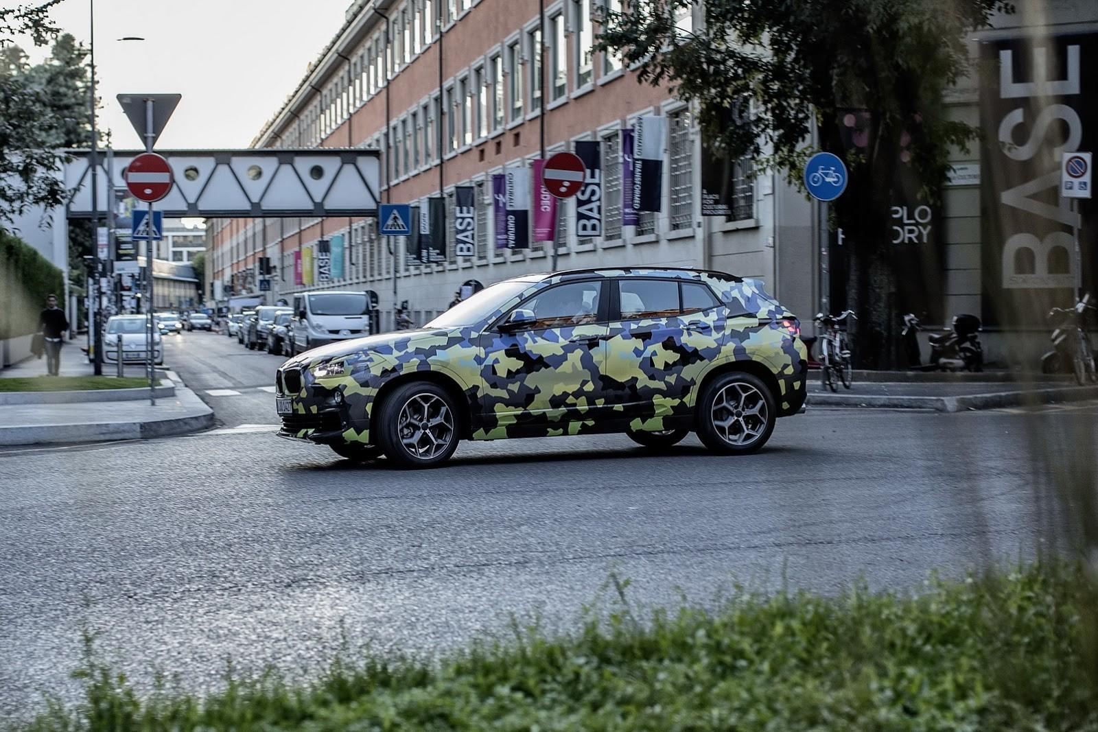 Foto de BMW X2 (fotos espía) (11/13)