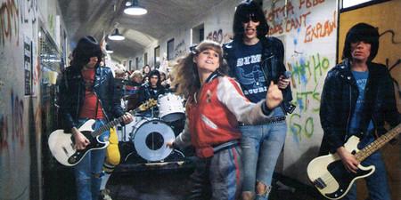 Los Ramones en el cine: 40 años de 'Rock 'n' Roll High School'