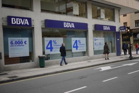 oficina banco BBVA