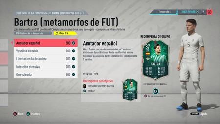 Fifa 20 C Fut En Los Menus 852