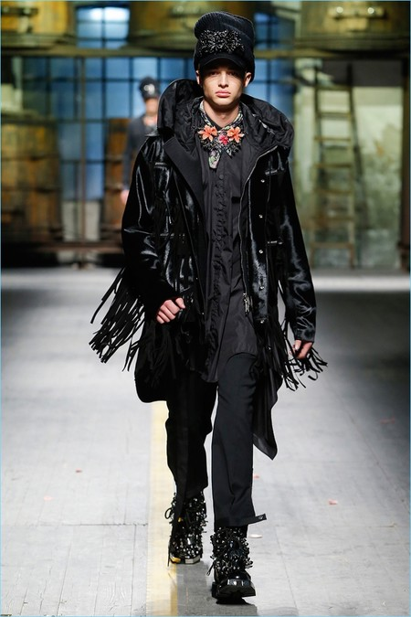 Dsquared2 2017 Fall Winter Mens Collection 023