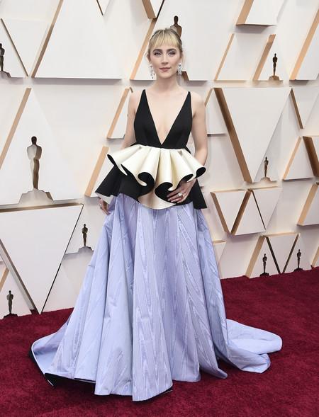 Saoirse Ronan Gucci Oscar 2020