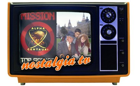 'Mission TOP Secret (Alpha Centauri)', Nostalgia TV