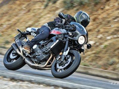 Probamos la Yamaha XSR900 Abarth, una delicia emocionante limitada a 675 unidades