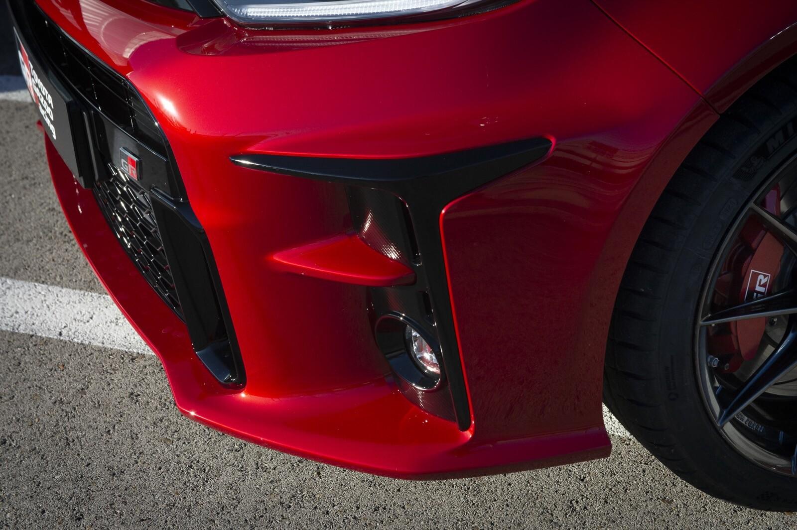 Foto de Toyota GR Yaris (Presentación)q (181/195)