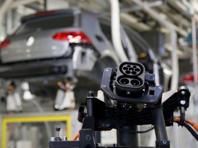 Volkswagen NUV-e, un eléctrico alemán que conoceremos en el próximo Salón de París