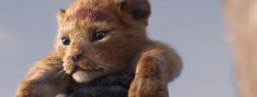 """Ya tenemos el primer tráiler de """"El rey león"""", ¡y nos hemos enamorado de Simba!"""