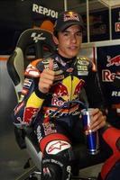 MotoGP Alemania 2010: Marc Márquez se desmelena (aún más) con la sexta pole y cuarta consecutiva en 125