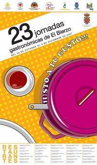 XXIII Edición de las Jornadas Gastronómicas de El Bierzo