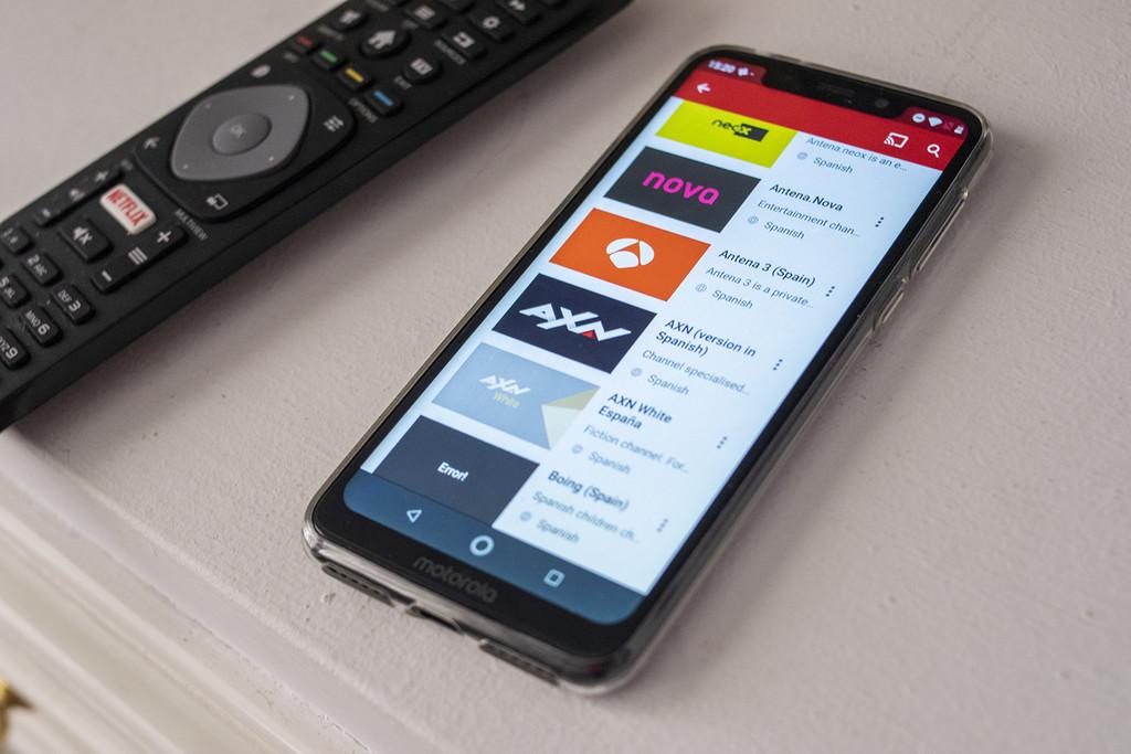 Mobdro, guía completa: así es la app para ver la tele en Android