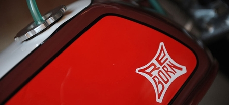 Reborn SR 250, made in Spain