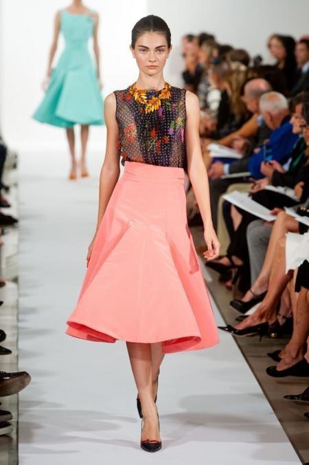 Tendencias Primavera-Verano 2014: faldas fifties