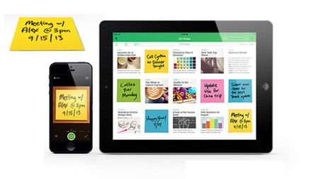 Evernote y Post-it, la alizanza perfecta entre el mundo analógico y digital