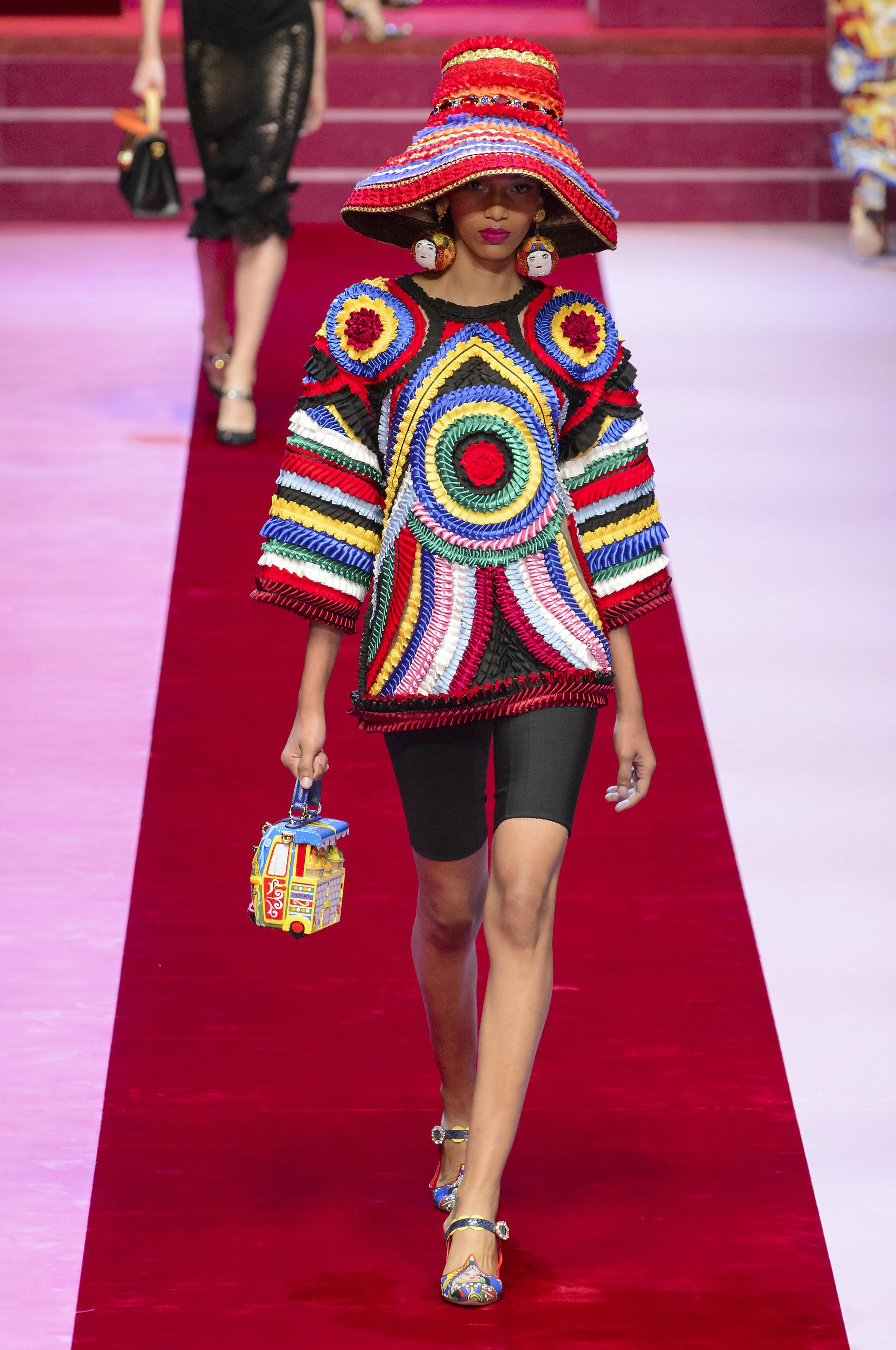 Foto de Dolce&Gabbana Primavera/Verano 2018 (23/106)
