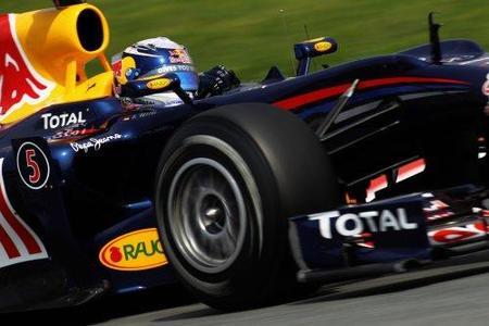 GP de España 2010: Sebastian Vettel y los Red Bull arrasan en los segundos entrenamientos libres