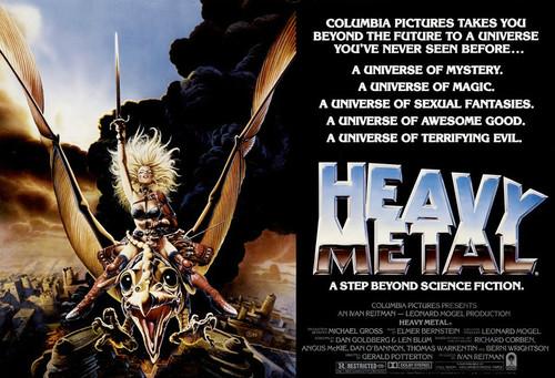 Animación | 'Heavy Metal', de Gerald Potterton