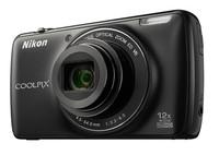 Nikon Coolpix S810c, así es la segunda cámara compacta con Android de la firma japonesa