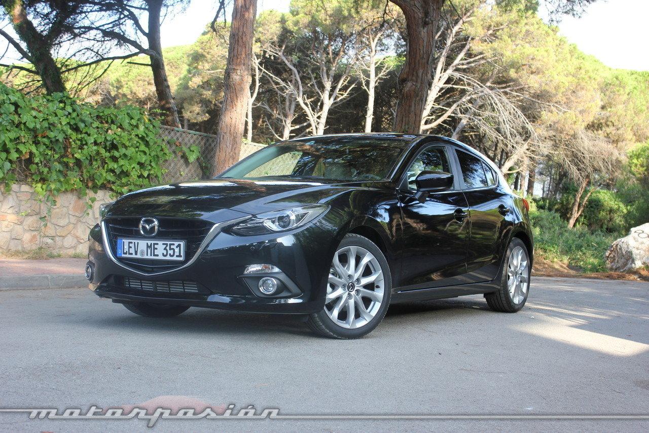 Foto de Mazda3 2013, presentación y prueba (34/61)