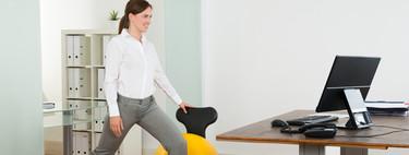 """""""Mi trabajo me ocupa mucho tiempo"""": así puedes seguir entrenando aunque tengas un trabajo sedentario"""