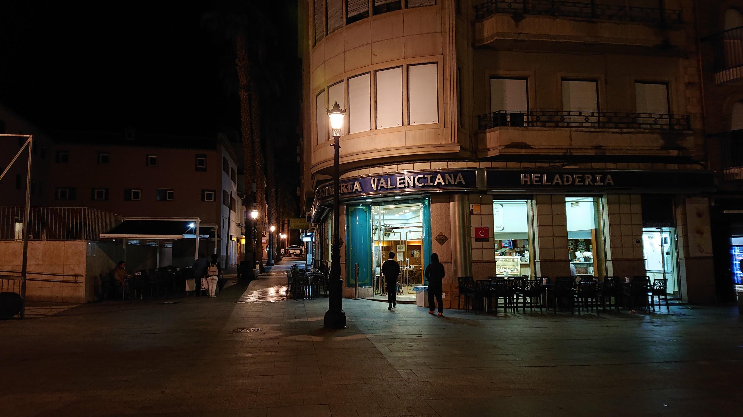 Foto de Sony Xperia XZ3 modo noche (9/10)
