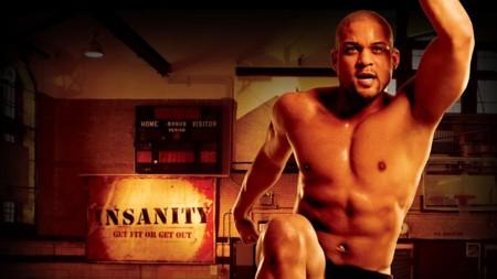 Insanity Xbox Fitness