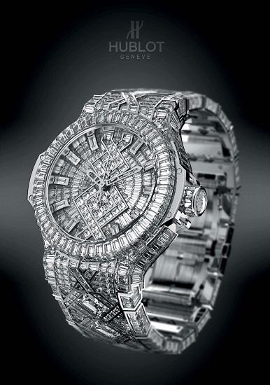 El reloj más caro del mundo lo firma Hublot