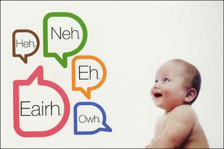 Las primeras palabras de los bebés, ¿universales?