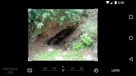 Google Fotos 1.24: herramienta de recortado mejorada y ordenar fotos de los álbumes compartidos