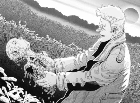 Daisuke Ido recoge a Gally/Alita