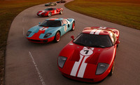 Un nuevo Ford GT... ¿para el Salón de Detroit?