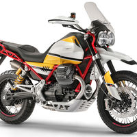 Moto Guzzi tira de espíritu Dakar ochentero para su nueva concept, la V85
